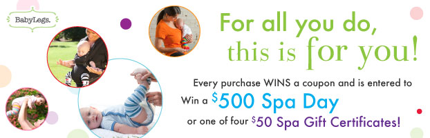 Mother's Day Spa Giveaway!